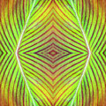 Abstract Leaf Pattern by Christina Rollo