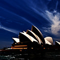 Abstract Of Sydney Opera House by Sheila Smart Fine Art Photography