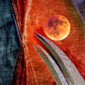 Abstract On Moon by Georgianne Giese