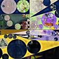 Abstract Painting - Tahuna Sands by Vitaliy Gladkiy