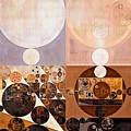 Abstract Painting - Zinnwaldite by Vitaliy Gladkiy