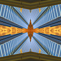 Abstract Photomontage N131v1 Dsc0965  by Raymond Kunst