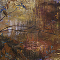 Abstract Reflections by Jan Hardenburger