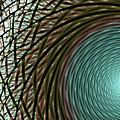 Abstract Ring by Deborah Benoit