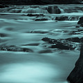 Abstract River Flow by Paul Cullen