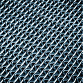 Abstract Rubber And Iron Mat by Jozef Jankola