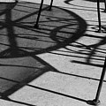 Abstract Shadows by David Gordon