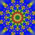 Abstract Sun 070908010102 by Rolf Bertram