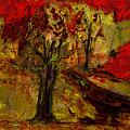 Abstract Tree by Julie Lueders