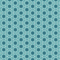 Abstract Turquoise Pattern 2 by Alisha at AlishaDawnCreations