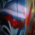 Abstract Urban Art by Chandelle Hazen
