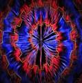 Abstract Visuals - Quantum Mechanical Headache by Charmaine Zoe