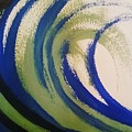 Abstract Waves by Vale Anoa'i