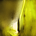 Abstract Yellow by Jeff Swan