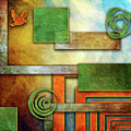 Abstraction 2 by Chuck Staley