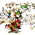 Abstraction 2175 by Marek Lutek