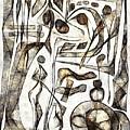 Abstraction 2217 by Marek Lutek