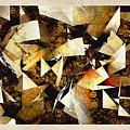 Abstraction 2398 by Marek Lutek