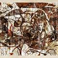 Abstraction 2406 by Marek Lutek