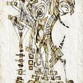 Abstraction 2562 by Marek Lutek