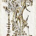 Abstraction 2563 by Marek Lutek