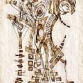 Abstraction 2565 by Marek Lutek