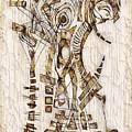 Abstraction 2567 by Marek Lutek