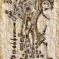 Abstraction 2568 by Marek Lutek