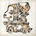 Abstraction 2810 by Marek Lutek