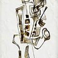 Abstraction 2842 by Marek Lutek