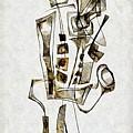 Abstraction 2843 by Marek Lutek