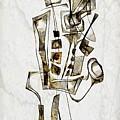 Abstraction 2844 by Marek Lutek