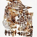Abstraction 3052 by Marek Lutek