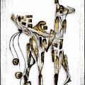 Abstraction 3091 by Marek Lutek