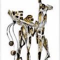 Abstraction 3092 by Marek Lutek