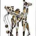 Abstraction 3093 by Marek Lutek