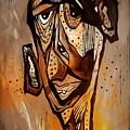 Abstraction 3299 by Marek Lutek