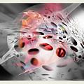 Abstraction 3307 by Marek Lutek