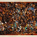 Abstraction 3377 by Marek Lutek