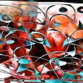 Abstraction 3422 by Marek Lutek