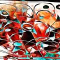 Abstraction 3423 by Marek Lutek