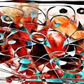 Abstraction 3424 by Marek Lutek