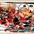 Abstraction 3426 by Marek Lutek