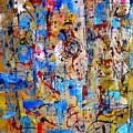 Abstraction 763 - Marucii by Marek Lutek