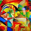 Abstraction 776 - Marucii by Marek Lutek