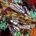 Abstracto En Dimension by Galeria Trompiz