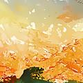 Abstractograpia  IIi by Gareth Davies