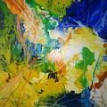 Abstraktes Bild 18 by Eckhard Besuden