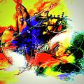 Abstrato Zzzo by Fernando Antonio