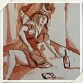 Drunken Wife by GW Smith